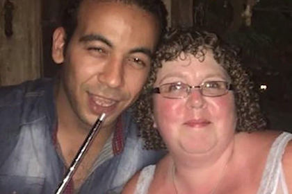 Туристка сбежала отмужа вЕгипет ради официанта