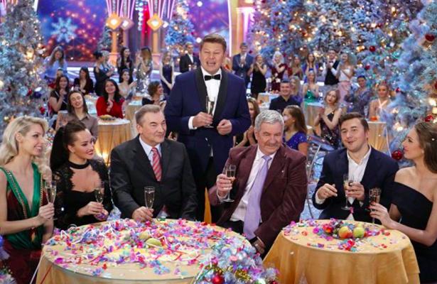 Дробыш придумал, какспасти новогодние шоу
