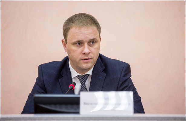 Василий Швец избран новым мэром города-курорта Анапа