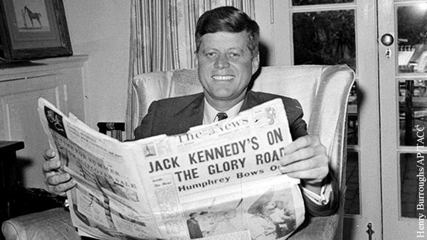 Байден станет вторым «фейковым президентом» после Кеннеди