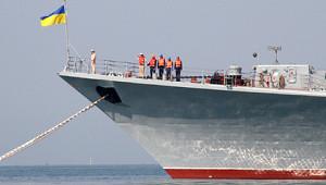 Адмирал разнес планы Киева побазам уКрыма