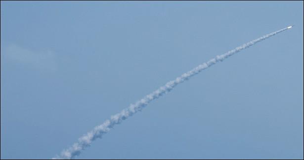 Подлодка «Казань» поразила цель «Калибром» за1000 километров