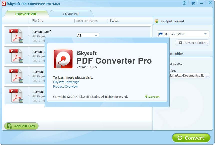 Download PDF Converter Professional Free