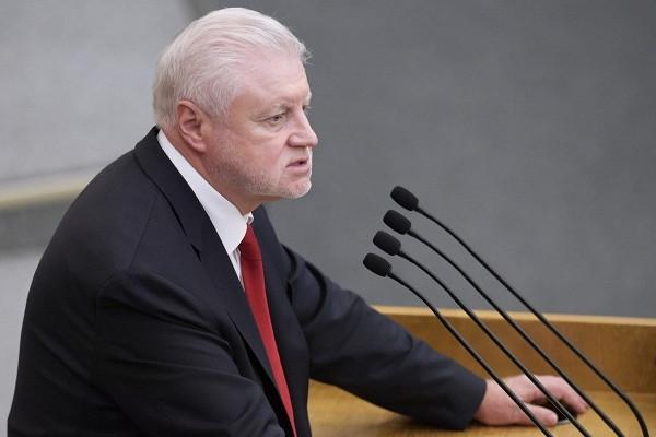 Миронов призвал отменить техосмотр автомобилей