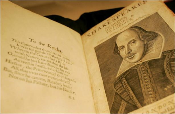 Современные книги помотивам пьес Шекспира