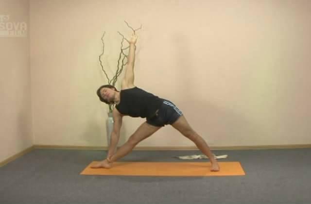 Упражнения йога для повышения потенции