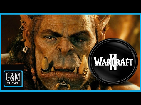 Warcraft Trailer #2: Unstoppable Heroes Unite - Screen