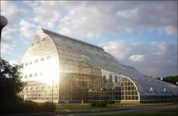 Гости Ботанического сада смогут посетить новую фондовую галерею