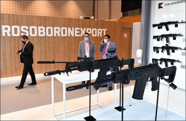 В«Калашникове» объяснили разработку автомата подпатрон НАТО