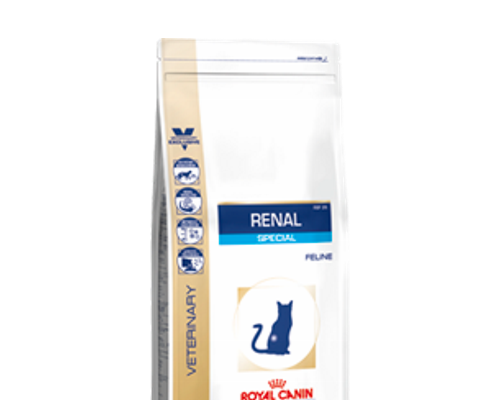 Корм royal canin feline renal select
