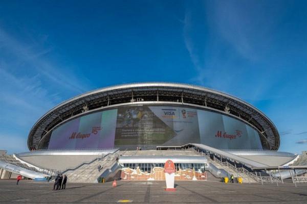 Нехватает только свободных мест взале: ВКазани рады чемпионату мира