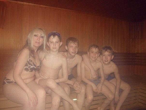 Реальный трах русских проституток