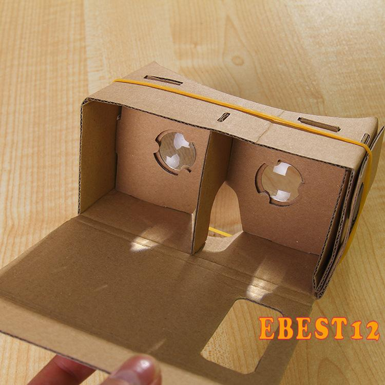 Enjoy 3D Movies to Google Cardboard use Android/iOS