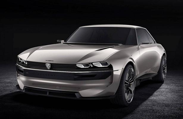 Peugeot e-Legend: иподвезет иразвлечет