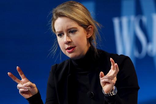 Суднадбывшей миллиардершей Элизабет Холмс отложен