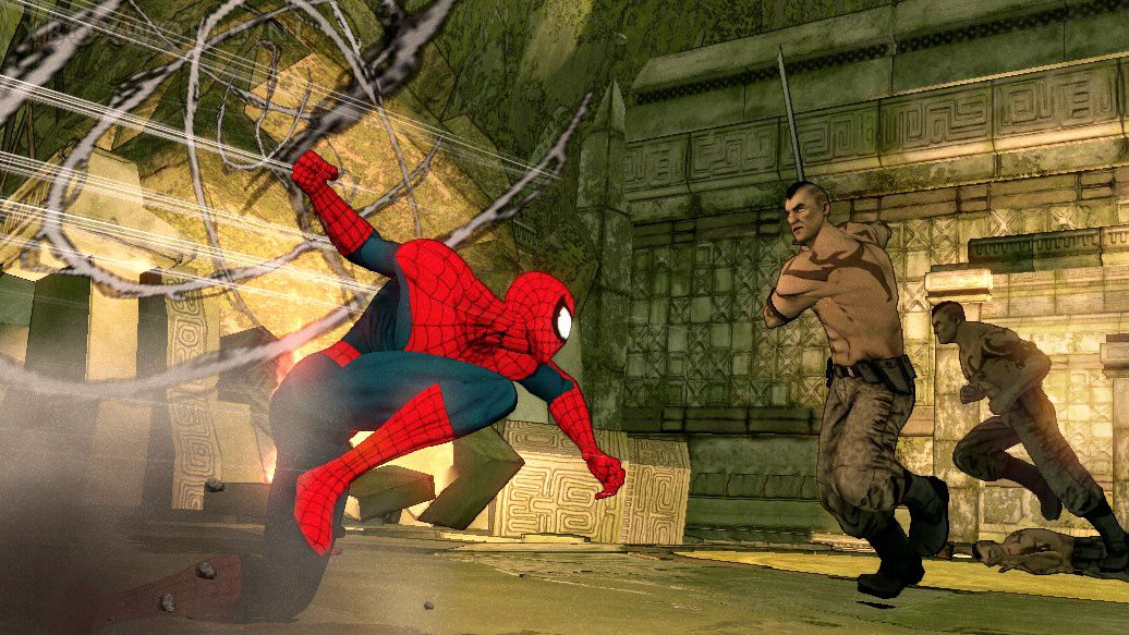 Скачать Spider-Man: Shattered Dimensions