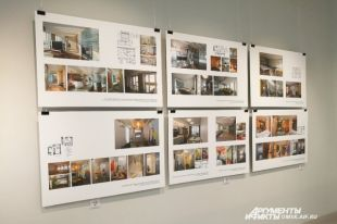 Город впропорциях: выставка работ омских архитекторов