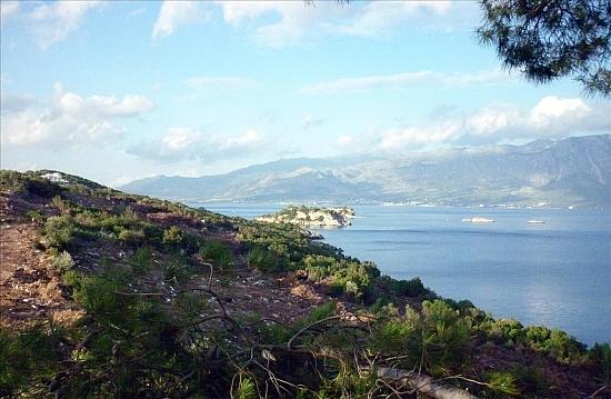 Земельный участок в остров Эпир на берегу моря