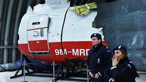 ВБритании заинтересовались ролью Украины вделе MH17
