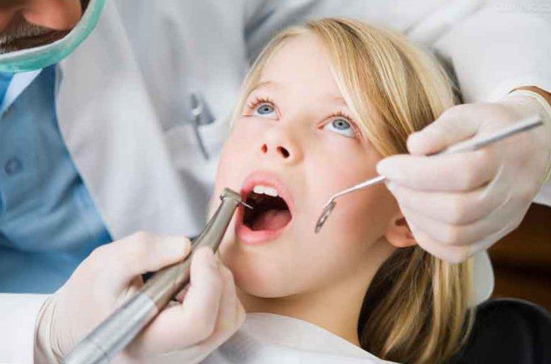 У ребенка трех лет болит зуб