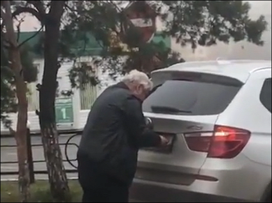 Азовский судрассмотрит скандальное ДТПсучастием бывшего федерального судьи Гудкина