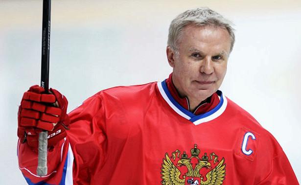 Фетисов организует матч звезд хоккея вАрктике
