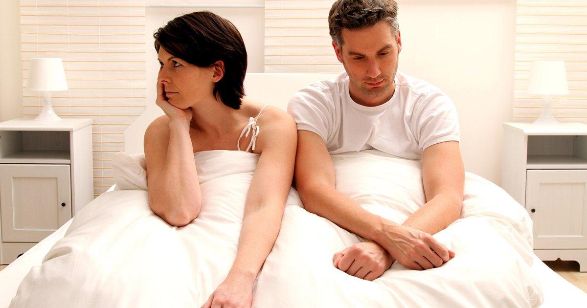 Причины импотенции у мужчин и женщин