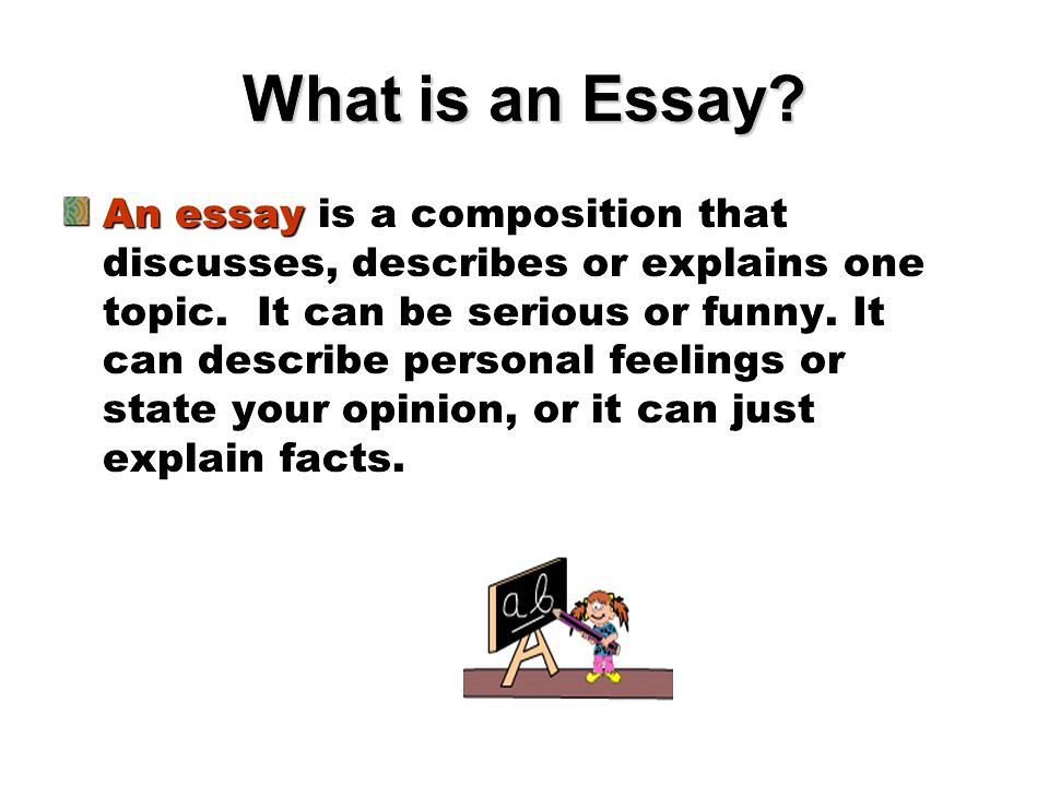 Write my personal essay topics