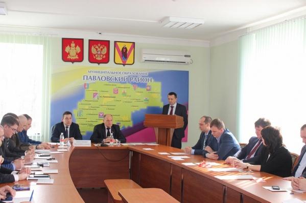 Назначен глава Павловского района Кубани