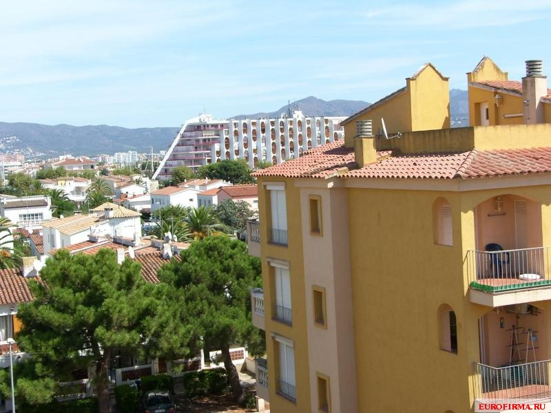 Апартаменты в Испании, на Коста Брава (Каталония)