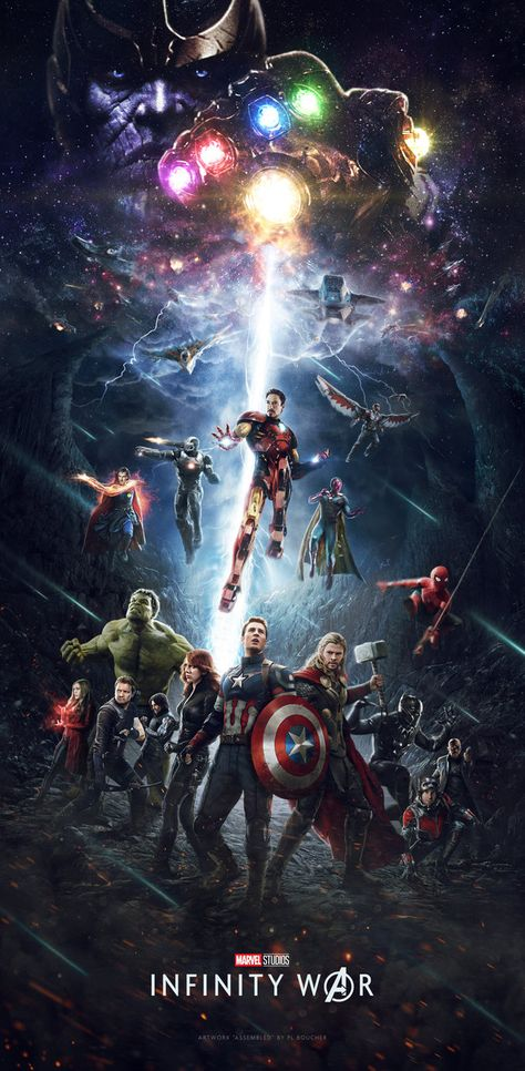 Avengers: Infinity War' Casting Call May Reveal New