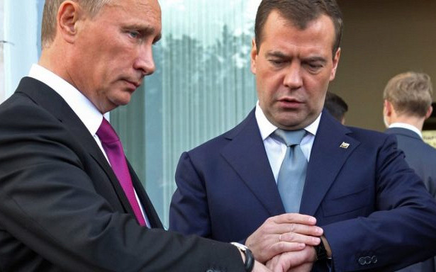 Самые дорогие часы российских политиков. Сколько стоят понты?
