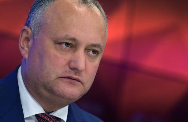 Экс-глава Молдавии Додон провел день рождения наКурилах