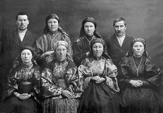 Являются лифинно-угры предками русских