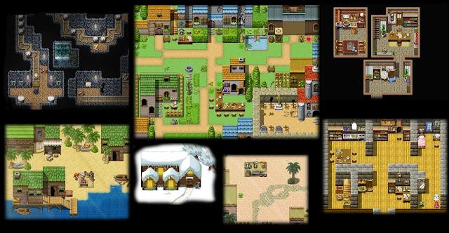 Master Ashu: RPG Maker VX Ace + All Resource Packs Crack