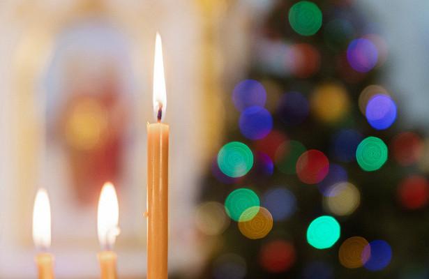 Управославных верующих наступил рождественский сочельник