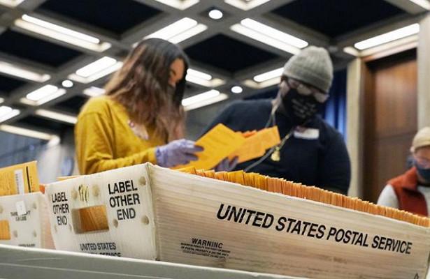 Невыборы, аспецоперация Трампа поочищению коррумпированного «болота»