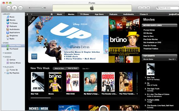 Movies for iPad - Download iPad Movies Directly to- iPod