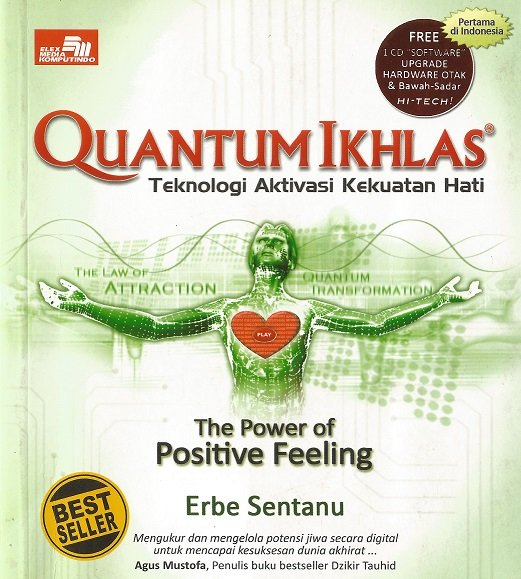 Ebook - Quantum Ikhlas Gratis - Download Ebook Gratis