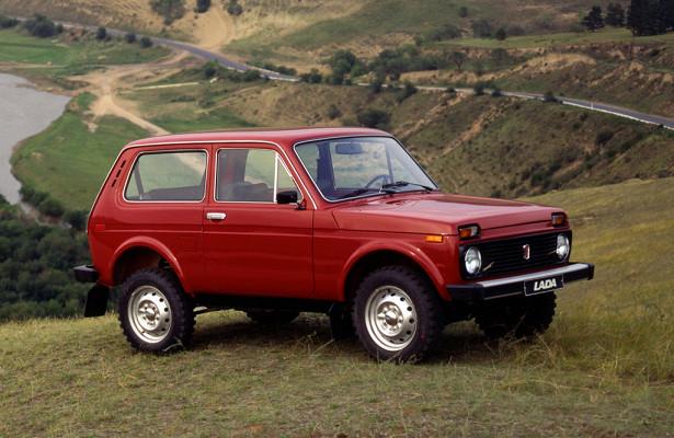 АвтоВАЗ получил патент наэлементы салона Lada 4x4
