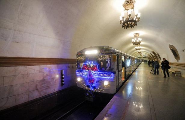 Московский метрополитен занял третье место вмире поудовлетворенности пассажиров