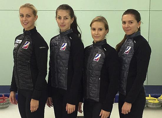 Керлинг: скип сборной Виктория Моисеева озвучила задачи начемпионат Европы