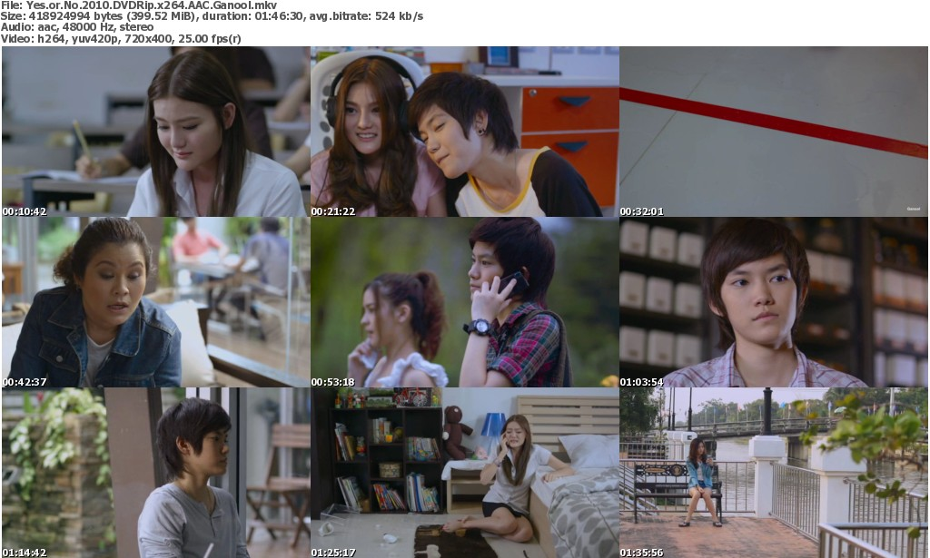 Download Film Thailand Yes or No Sub Indo