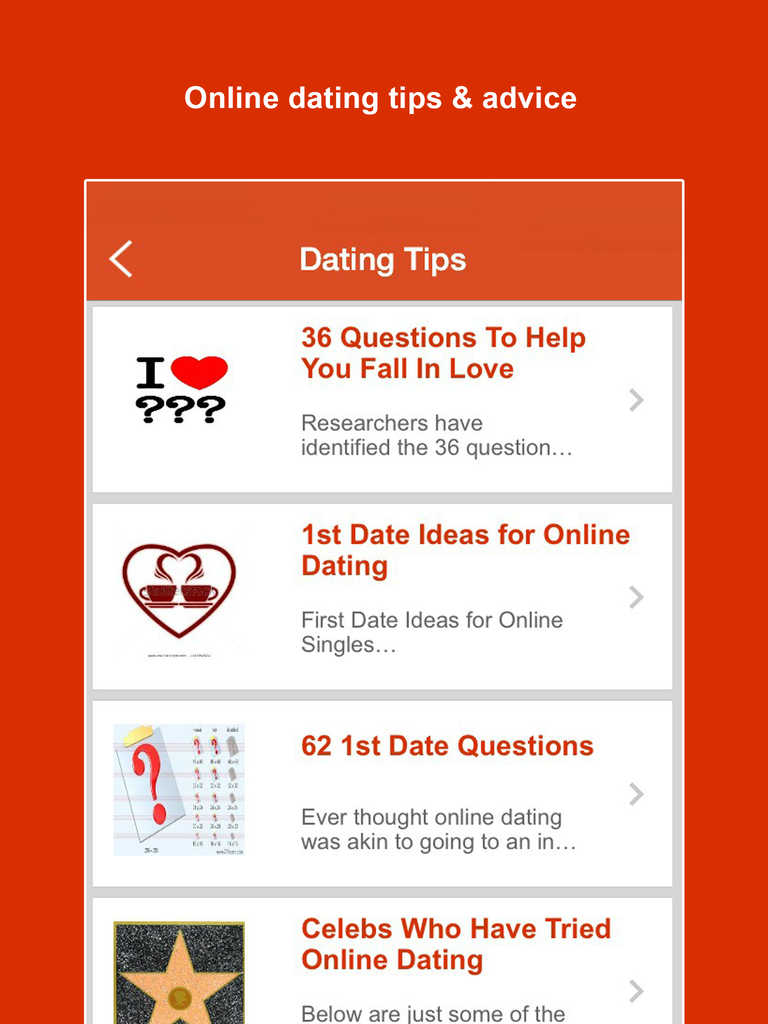 Top 20 Rules Of Online Dating - Match UK