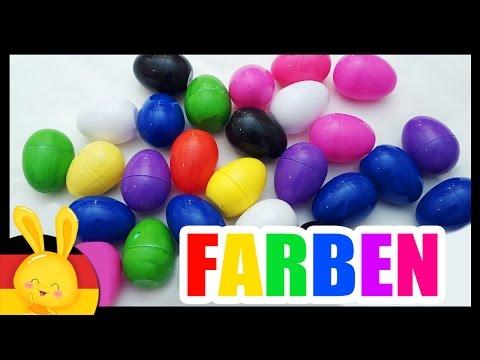 Farben kennenlernen fur kinder