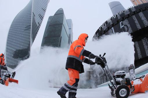 Россию вновь накроют аномальные морозы иснегопады