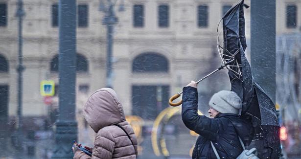 ВМоскве продлили «жёлтый» уровень опасности из-загололедицы