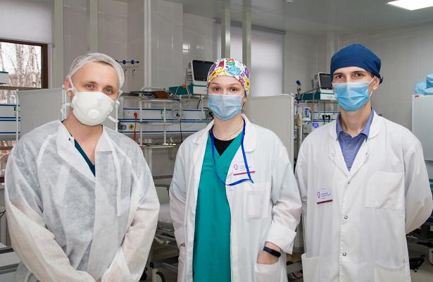 Втюменской ОКБ№1применяют передовой метод лечения инсультов