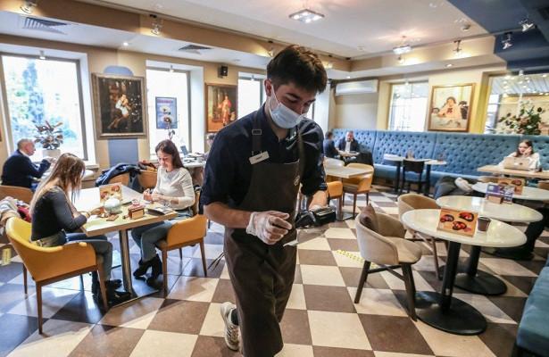 Восстановление кафе иресторанов может занять более двух лет