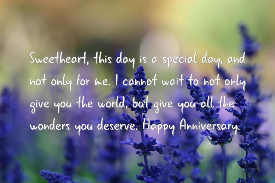 Dating Anniversary Quotes For Girlfriend